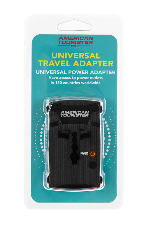 AT ACCESSORIES UNIVERSAL TRAVEL ADAPTER  hi-res   American Tourister